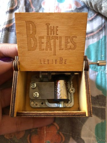 LET IT BE -THE BEATLES- photo review